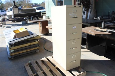 FILE CABINET Other Items Auction Results - 2 Listings