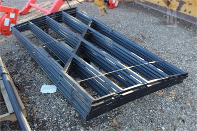 LOT OF METAL FENCING Other Auction Results - 1 Listings | MarketBook