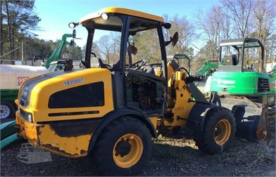 Construction Equipment Auction Results In Carrboro, North