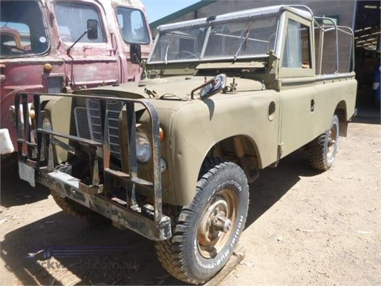 1980 Land Rover Series 3 - Light Commercial for Sale