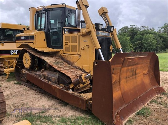 2007 Caterpillar D6R DS XL - Heavy Machinery for Sale