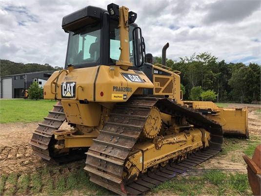 2015 Caterpillar D6N LGP - Truckworld.com.au - Heavy Machinery for Sale