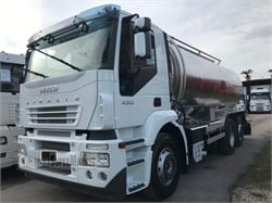 Iveco Stralis 430  used