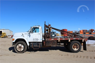 Winch / Oil Field Trucks Auction Results - 75 Listings | AuctionTime