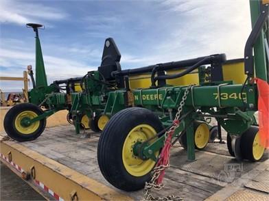 John Deere Planters For Sale In Idaho 8 Listings Tractorhouse