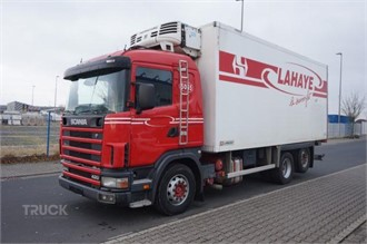 SCANIA P124L420