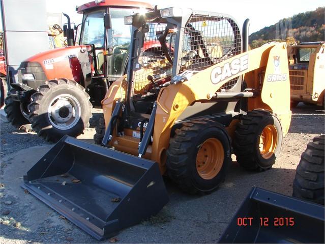 2015 CASE SR175 For Sale In Troy, Pennsylvania | MarketBook ca