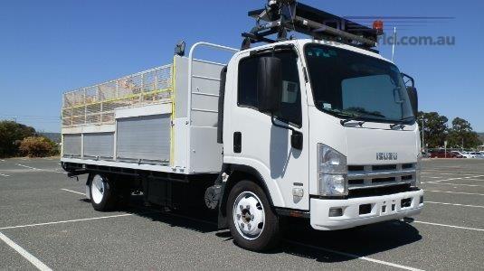 2011 Isuzu NQR 450 Long Cab Chassis, Service Vehicle, 4x2 Truckworld