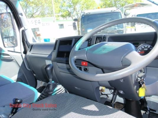 2012 Isuzu FSS 550 4x4 South City Truck Sales - Trucks for Sale
