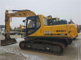 SANY SY200C