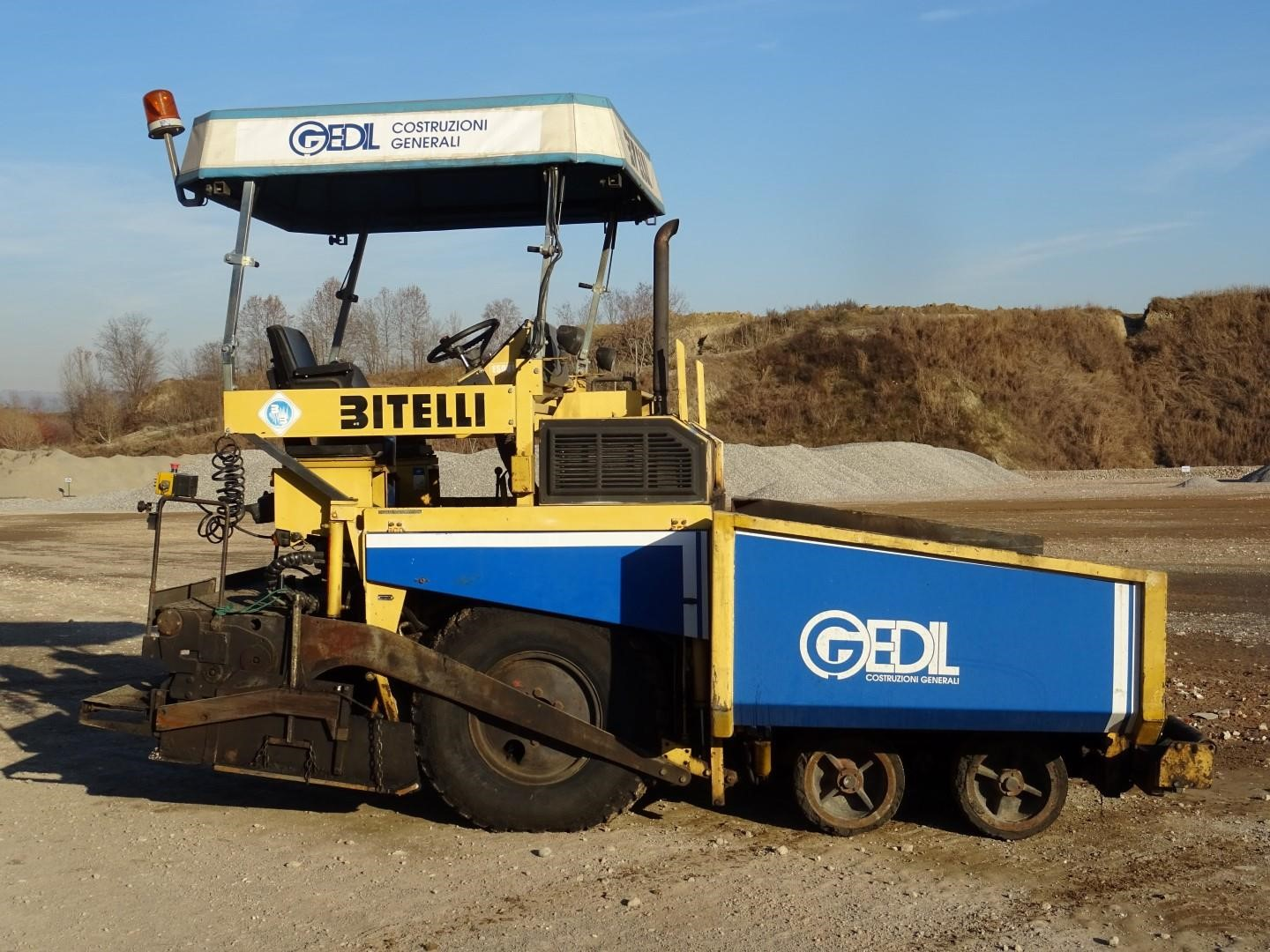 Bitelli BB630 #Used