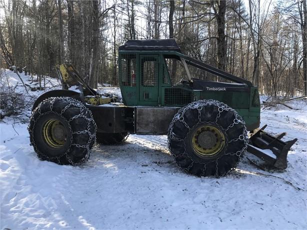 TIMBERJACK 240B Skidders Logging Equipment For Sale - 1