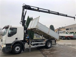 VOLVO FE320  used