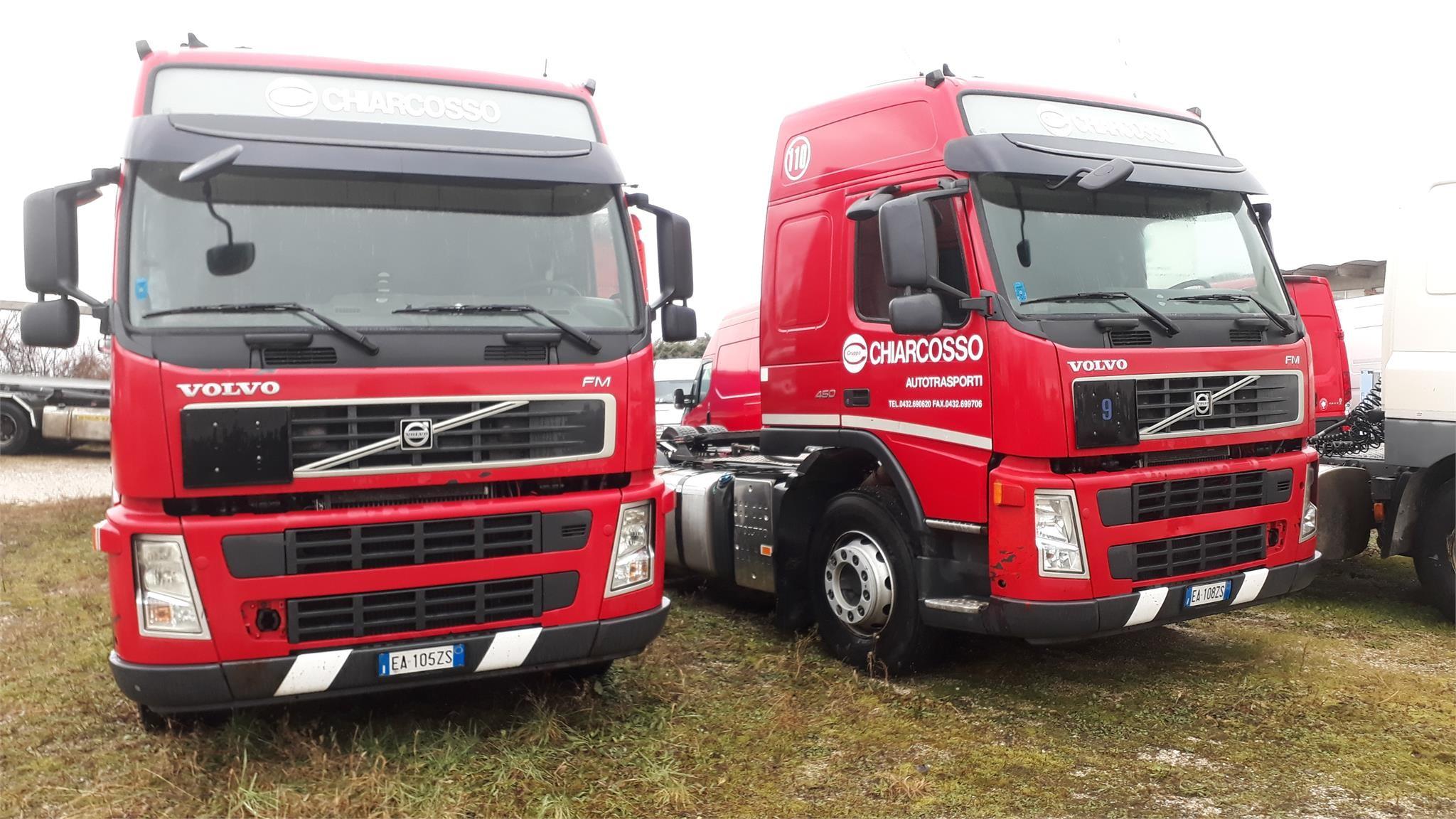 Volvo FM11.450 Usagé