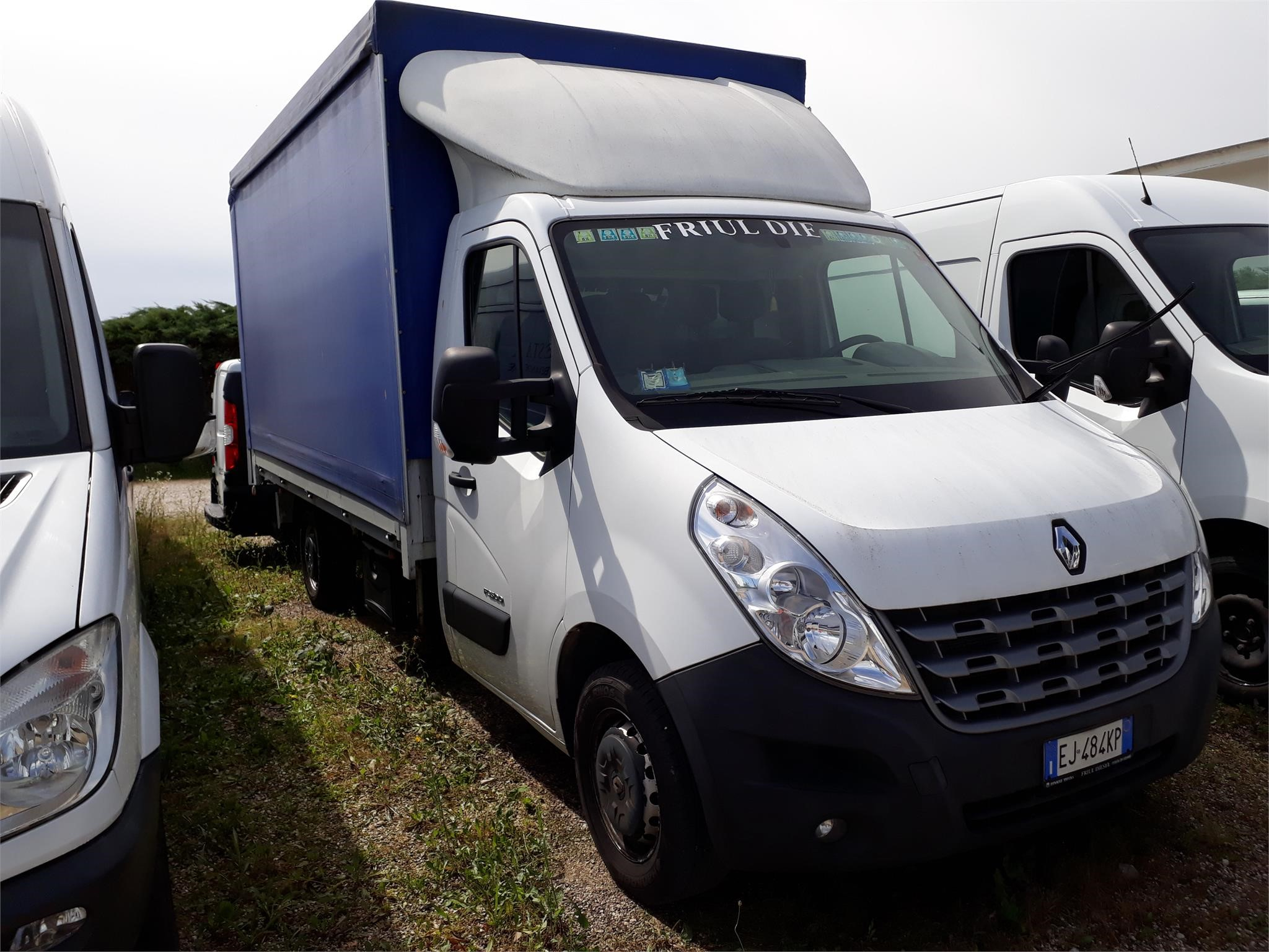 Renault MASTER 125 Second-hand