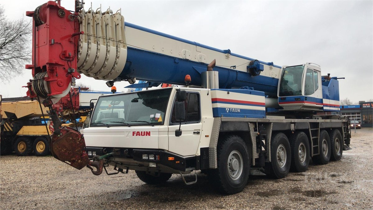 FAUN ATF160G-5