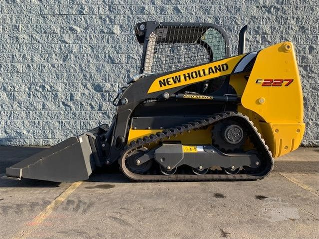 NEW HOLLAND C227 For Sale In Mt  Vernon, Washington