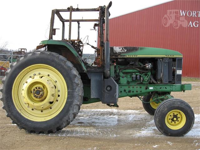 TractorHouse com | JOHN DEERE 7600 Dismantled Machines