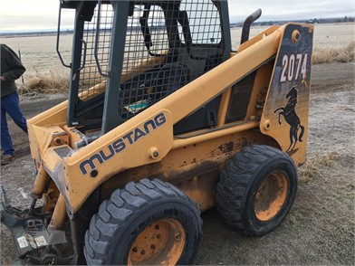 MUSTANG 2074 For Sale - 2 Listings | MachineryTrader com