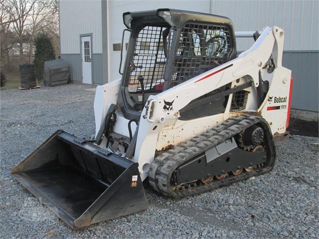2013 BOBCAT T590 For Sale In Conestoga, Pennsylvania | www