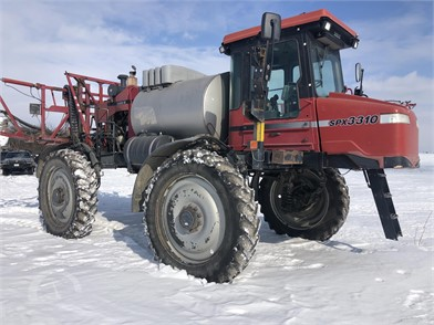 CASE IH Farm Equipment Online Auction Results - 4434