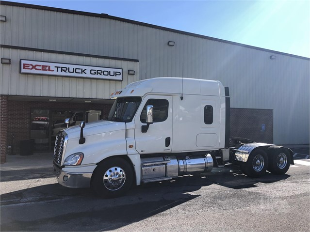 2012 FREIGHTLINER CASCADIA 125 For Sale In Chester, Virginia