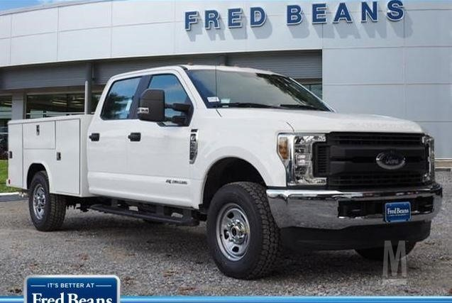 Fred Beans Ford West Chester >> 2019 Ford F350 Sd For Sale In West Chester Pennsylvania