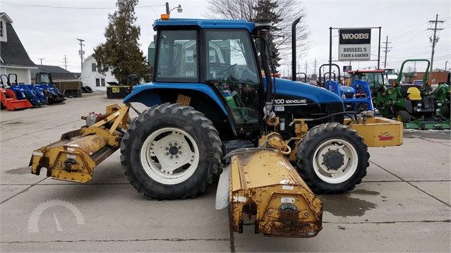 New Holland Ford >> New Holland Ts100