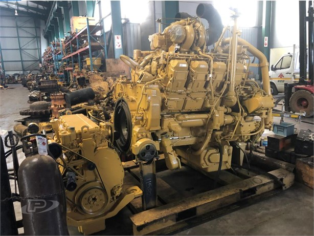Cat 3204 Engine Problems