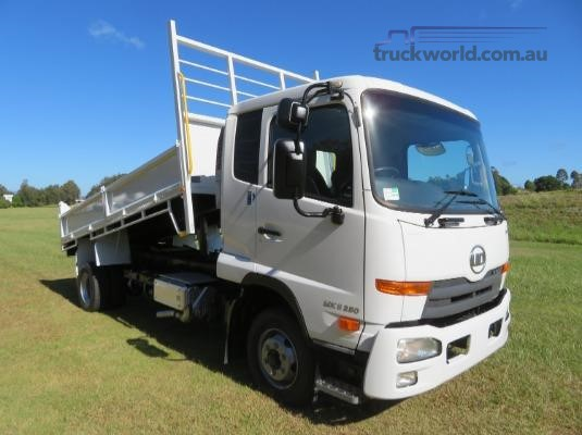 2012 UD MK11 250 Condor Trucks for Sale