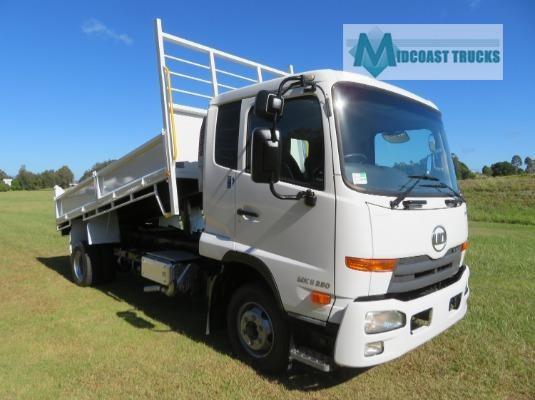 2012 UD MK11 250 Condor Midcoast Trucks - Trucks for Sale