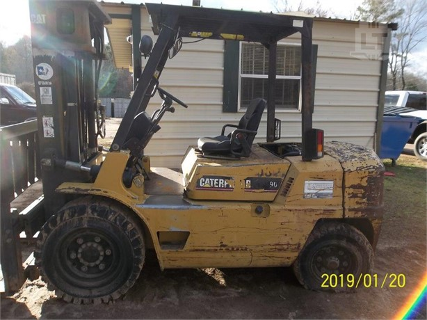CATERPILLAR DPL40 Forklifts For Sale - 1 Listings