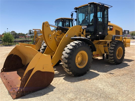 2017 Caterpillar 938M - Heavy Machinery for Sale