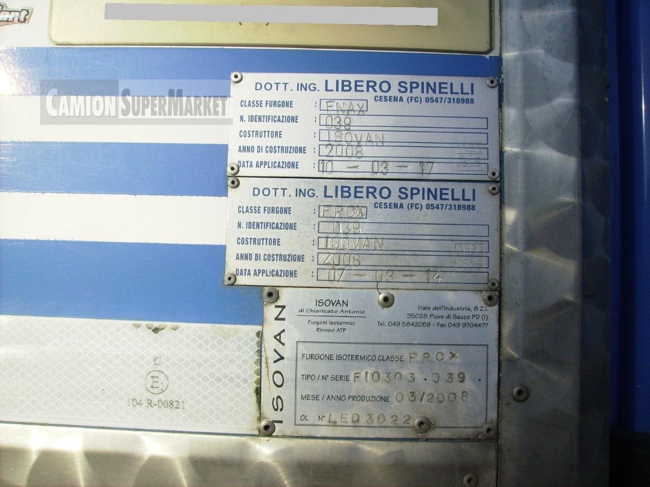 Iveco DAILY 65C18 Usato 2008 Veneto