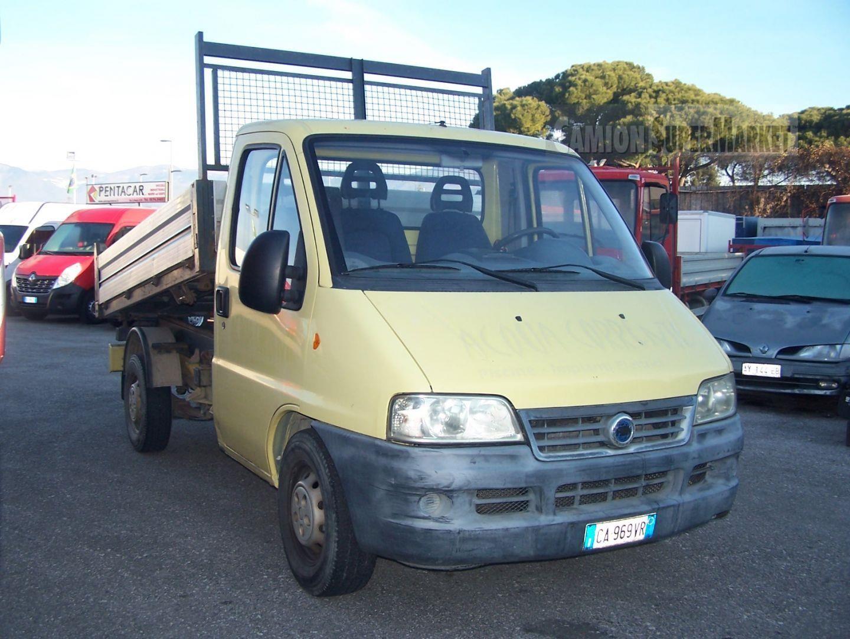 Fiat DUCATO Usato 2002