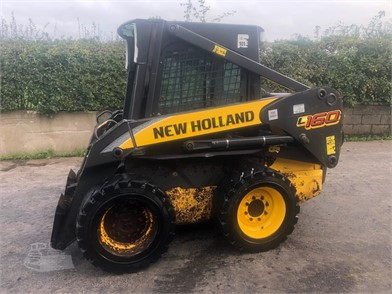 NEW HOLLAND Skid Steers For Sale - 2206 Listings