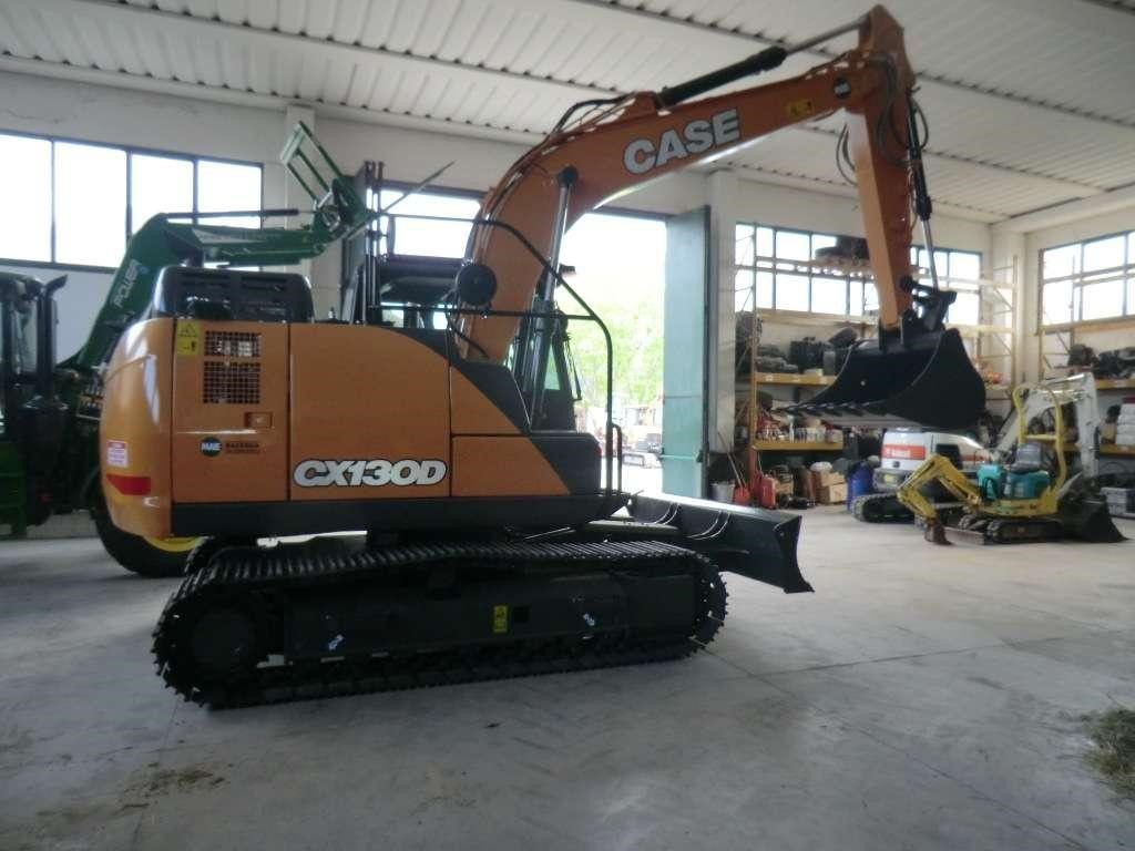 Case CX130D Usato