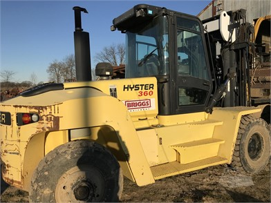HYSTER H360 For Sale - 28 Listings | MachineryTrader com