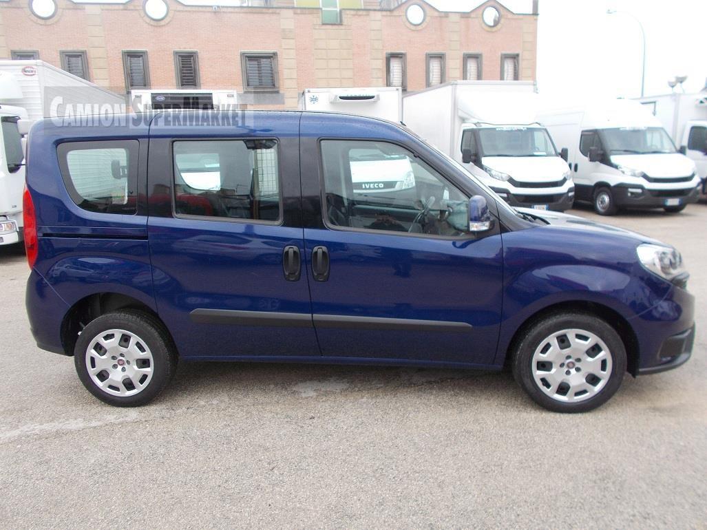 Fiat DOBLO Uzywany 2016