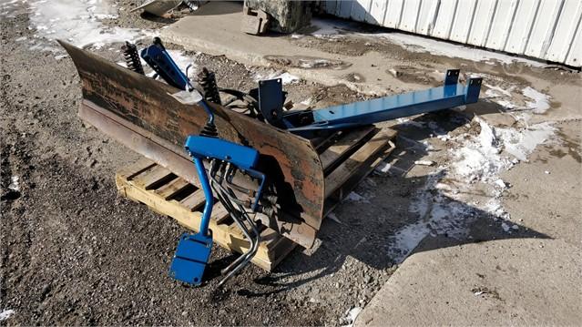 NEW HOLLAND 702C Blades/Box Scraper For Sale In Chesterfield, Michigan