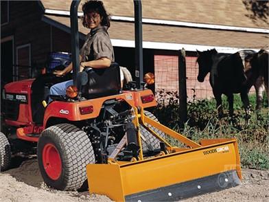 Farm Equipment For Sale By Sandhills Showroom - Woods - 199