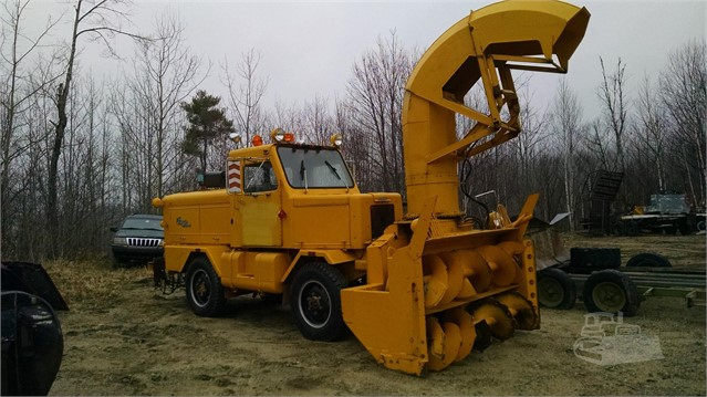 1969 SICARD SNOWMASTER For Sale In Jericho, Vermont