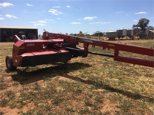 0 Case Ih DCX131 - Farm Machinery for Sale