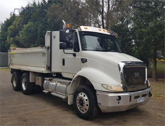 2010 Caterpillar CT610 - Truckworld.com.au - Trucks for Sale