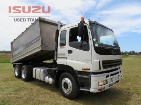 2007 Isuzu Giga CXY 385 Used Isuzu Trucks - Trucks for Sale