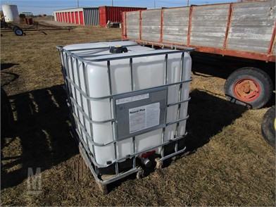 Tote Shuttle Storage Bins - Liquid/Dry Auction Results - 1 Listings