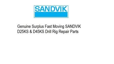 SANDVIK D45KS Drill For Sale In Bredell, Gauteng South Africa