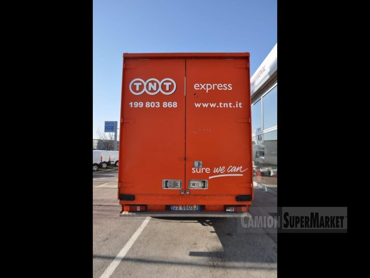 Ford TRANSIT Usato 2008 Veneto