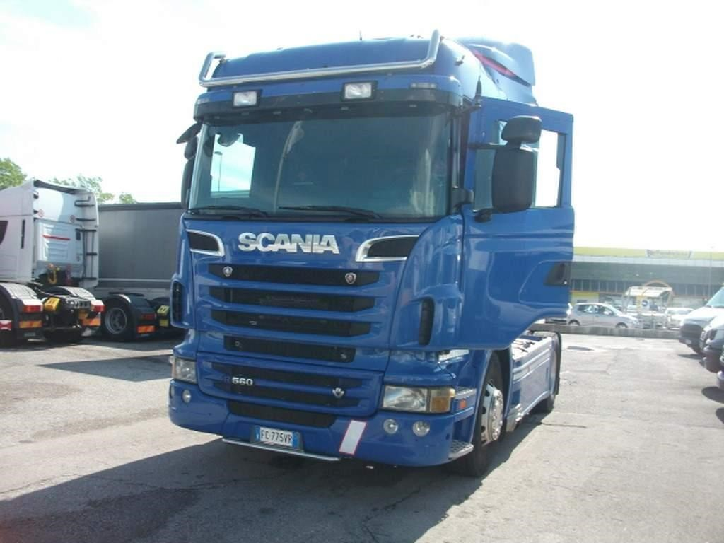 Scania R560 #Used
