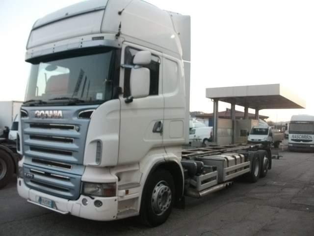 Scania R470 #Used